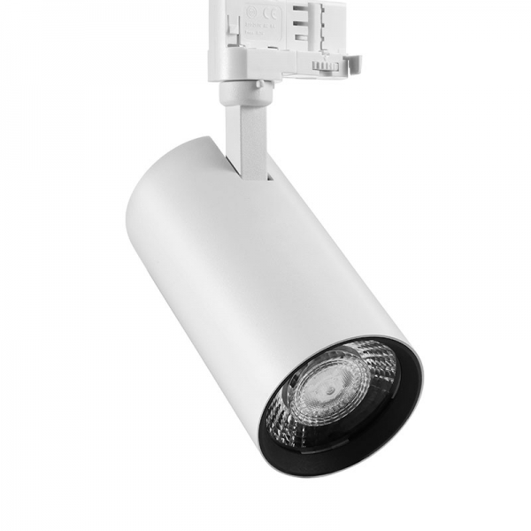 Eco series LED track light