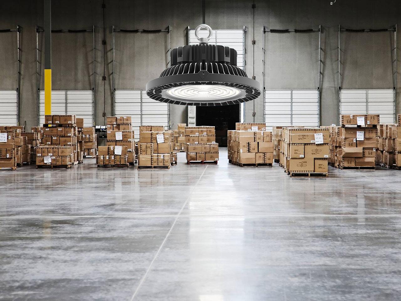 UFO LED Highbay Light for Warehouse