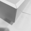 surface mounting frame for LED panel light